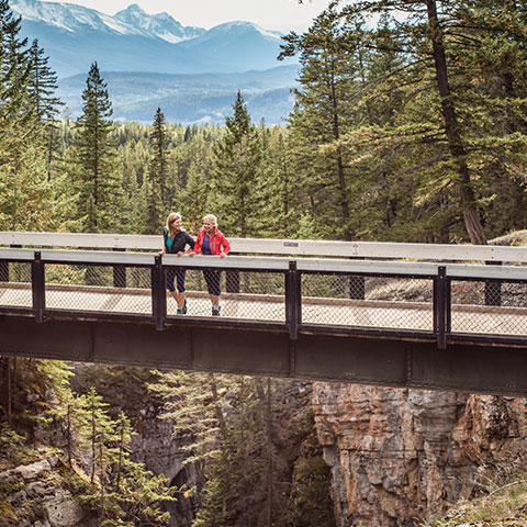Maligne Canyon - Jasper National Park
